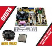 Kit Placa De Baza Asus P5LD2 + Core 2 Duo E6420 2.13 GHZ 4 Mb Cache