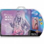 Disney Twin Pack Hannah Montana : Optical Mouse + Mouse Pad DSY-TP5001 - DISNEY MOUSE+PAD HANNA MONTANA