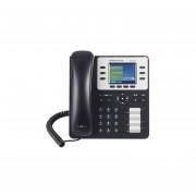 Teléfono IP Empresarial 3 Líneas PoE Grandstream GXP-2130
