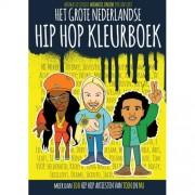 Het Grote Nederlandse Hip Hop Kleurboek - Remon De Jong