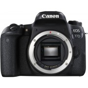 Canon EOS 77D - Body - Zwart