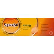 Bayer Supradyn Energy (10 comprimate efervescente)