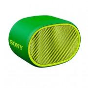 Sony SRS-XB01 Speaker compatto, Portatile Verde