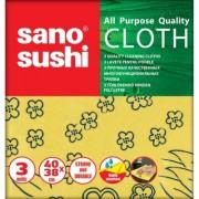 Lavete universale 3/set Sano Sushi Cloth