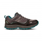 Zapato Impermeable Light Rock Low All Gris Lippi