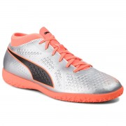 Обувки PUMA - One 4 Syn It 104750 01 Silver/Orange/Black