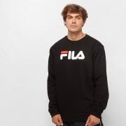 Fila Urban Line Crew Sweat Pure - Zwart - Size: Large; male