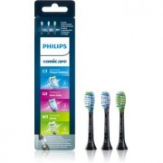 Philips Sonicare Premium Combination Standard HX9073/33 Replacement Heads For Toothbrush HX9073/33 3 pc