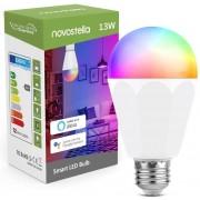 Смарт Крушка Novostella LED RGBCW 13W 1300lm E27 WiFi