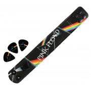 Set Brăţară + pene chitară Pink Floyd - PERRIS LEATHERS - 8103