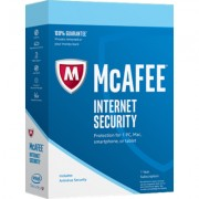 McAfee Internet Security 2018 Antivirus