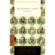 Plutarch's Lives, Volume 2, Paperback
