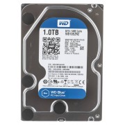 """Dysk HDD WD WD10EZRZ Blue 1 TB 3.5"""" SATA III 5400 obr/min 64 MB"""
