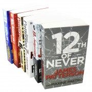 Arrow Women Murder Club 6 Books (7 To 12) - Adult - Paperback - James Patterson