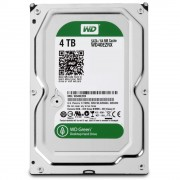 "Western Digital Green WD40EZRX 4TB IntelliPower 64MB Cache SATA 6.0Gb/s 3.5"" Internal Hard Drive [WD40EZRX] (на изплащане)"