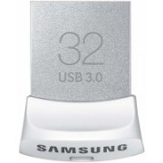 Samsung Fit 32GB Flash Drive 32 GB Pen Drive(Silver)