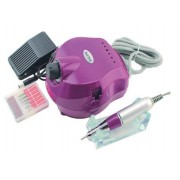 AlbiPro Torno Profesional de Manicura y pedicura 3500rpm color Morado ref:2306