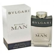 Bvlgari Man Eau De Toilette Spray 2 oz / 59.15 mL Men's Fragrance 489377
