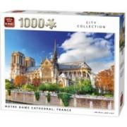 Puzzle 1000 piese Catedrala Notre Dame de Paris