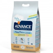 Advance Baby Protect Puppy Medium - Pack % - 2 x 12 kg