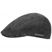 Stetson Old Cotton Ear Flaps Svart