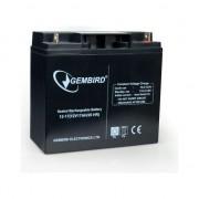 Accesoriu UPS gembird UPS - baterii si accesorii Gembird ENERGENIE acumulator pentru UPS 12V/17AH universal BAT-12V17AH/4