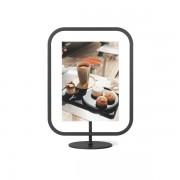 Рамка за снимки UMBRA INFINITY SQROUND - цвят черен - 13 х 18 см