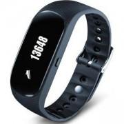 Фитнес гривна Beurer, Bluetooth, OLED XL дисплей, HealthManager App, черна, AS95 - демонстрационна бройка от шоурум
