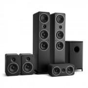 Numan Octavox 751 MKII Sistema de sonido 5.1 negro (60001787)
