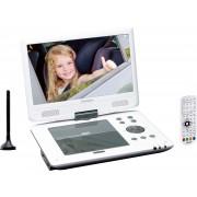 Lenco »DVP-1063WH« Portabler DVD-Player (DVB-T2 Tuner)