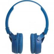 JBL T450bt Cuffie Sovraurali Wireless Con Microfono Bluetooth 4.0 Colore Blu