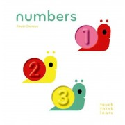 Touchthinklearn: Numbers, Hardcover