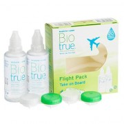 Bausch & Lomb Biotrue Multi-Purpose Solution Flight Pack (2 x 60ml)