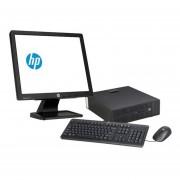 HP EliteDesk 800 G1 Usdt Core I5 4570 8 Gb Ram 320 GB HDD Wifi DVD Rw Lcd 19