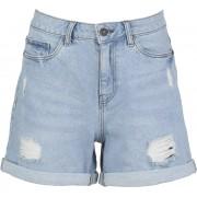 Noisy May NMSmiley Damen Shorts blau Gr. XS