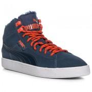Puma Schuhe Herren, Velours, blau