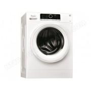 Whirlpool FSCR80413 Autonome Charge avant 8kg 1400tr/min A+++ Blanc - machines à laver (Autonome, Charge avant, A+++, A, B, Blanc) [Classe énergétique A+++]