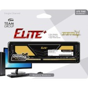 TeamGroup DDR4 TEAM ELITE PLUS GOLD UD-D4 8GB 3200MHz 1,2V 22-22-22-52 TPD48G3200HC2201