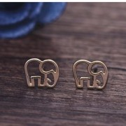 Oorbellen olifantje