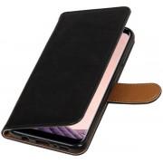 BestCases - Samsung Galaxy J5 2017 J530F Pull-Up booktype hoesje zwart