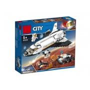 Lego Конструктор Lego City Шаттл для исследований Марса 273 дет. 60226