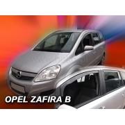 Deflektory komplet 4 ks pre OPEL Zafira , 2005-2011