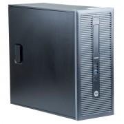 HP Prodesk 600 G1 Intel Core i3-4130 3.40GHz, 8GB DDR3, 128GB SSD, DVD-RW, Tower, Windows 10 Home MAR, calculator refurbished