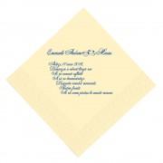 Servetele Decorative Pentru Nunta