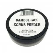 Natural Heroes Bamboe FACE Scrub Poeder (50 ml)