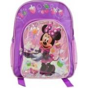 Disney Minnie Mouse Cup Cake Waterproof School Bag(Multicolor, 12 inch)