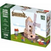 Brick Trick - Moara de vant, 220 caramidute ceramice