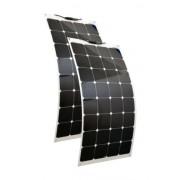 Hajlítható flexibilis napelem 12V 100 wattos 2db