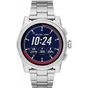 Michael Kors Men`s Grayson MKT5025 Silver Smartwatch, B