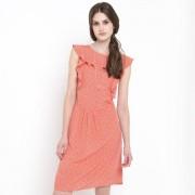 La Redoute Платье с воланами